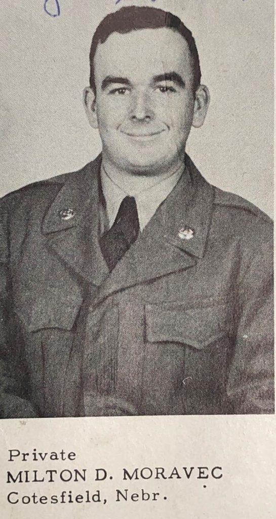 Private Milton Moravec