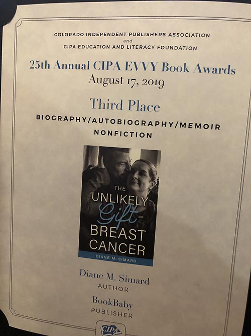 CIPA Book Award 2019
