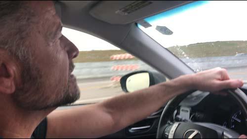 Rene Driving