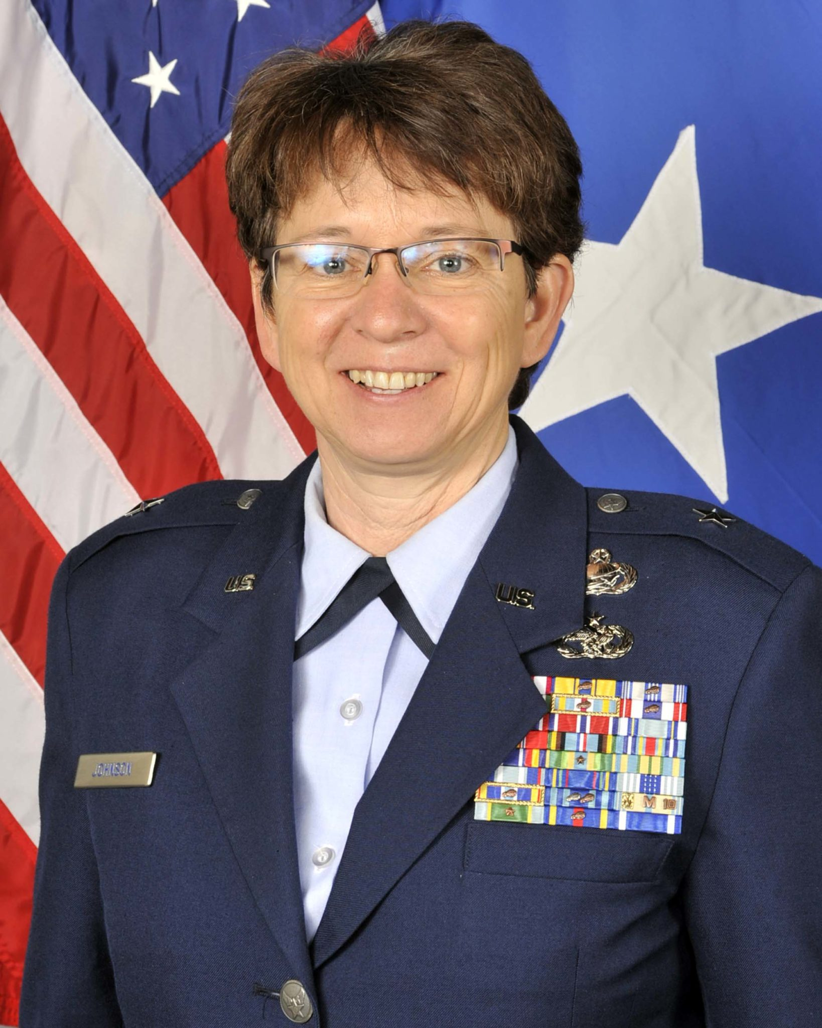 General Wendy Johnson